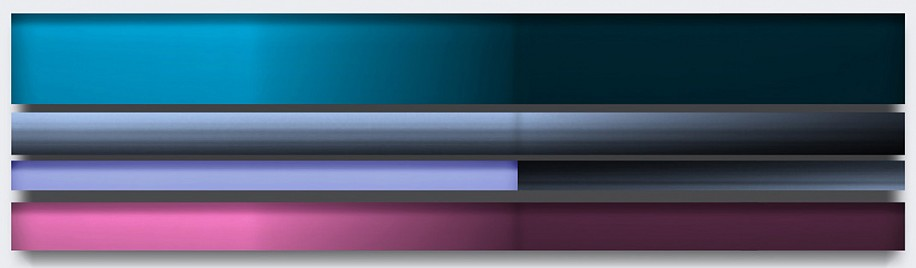 Freddy Chandra, Eclipse 2011, Acrylic and resin on cast acrylic