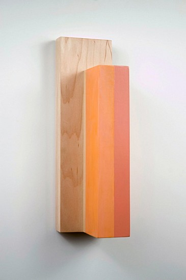 Kevin Finklea, A List of Things We Said We'd Do Tomorrow #19 2009, Acrylic on poplar and plywood