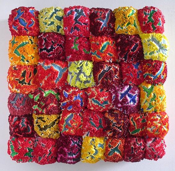 Vadim Katznelson, Razmen 2009, Polymer acrylic resin on canvas