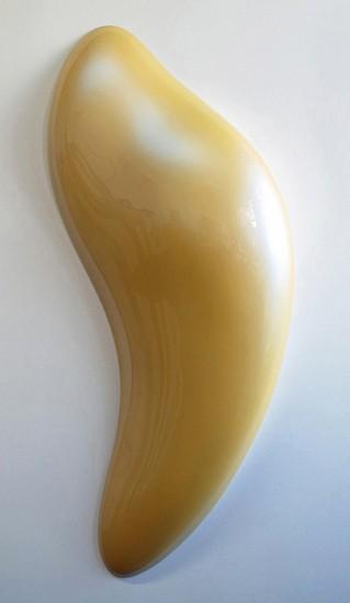 Bill Thompson, Ava 2012, Urethane on polyurethane block