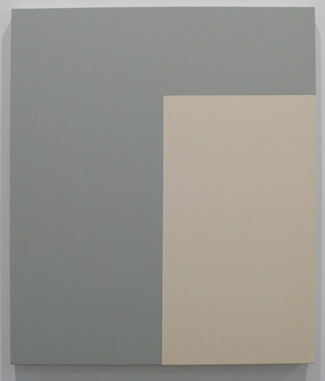 Frank Badur ,   98.39  ,  1998     Oil and alkyd on wood panel ,  28 x 23.5 inches (71 x 59 cm)