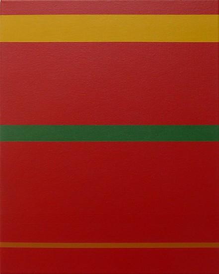 Frank Badur, #11-03 2011, Oil and alkyd on canvas