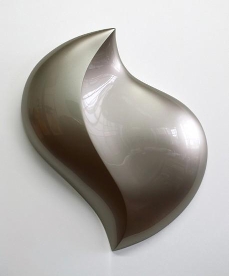 Bill Thompson, Armet 2012, Urethane on polyurethane block