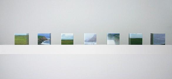Maria Park, CN Set 4 2010, Acrylic on acrylite