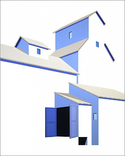 William Steiger, Blue Elevator 2006