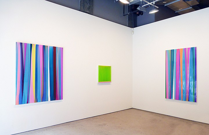 Cathy Choi - Ambient Pressure - Installation View