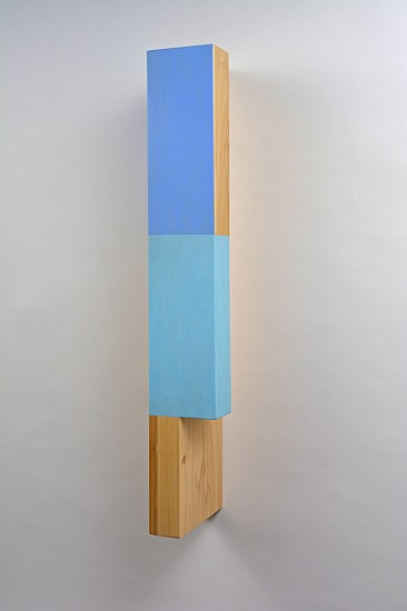 Kevin Finklea, Dominion 5 2014, Acrylic on laminated poplar