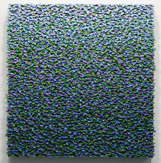 Robert Sagerman, 4,796 2014, Oil on canvas