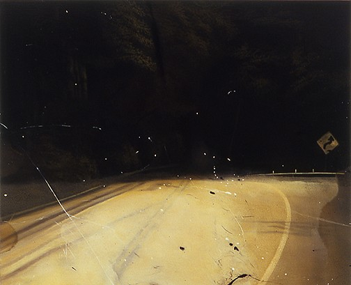 Don Pollack, LookOut Mountain 2006, Oil on canvas
