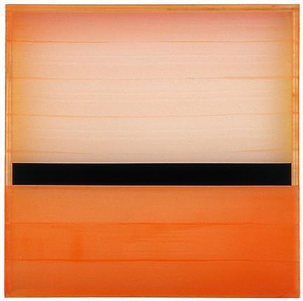 Heather Hutchinson, Heaven's Harvest 2005, Beeswax, pigment, Plexiglass, enamel and birch
