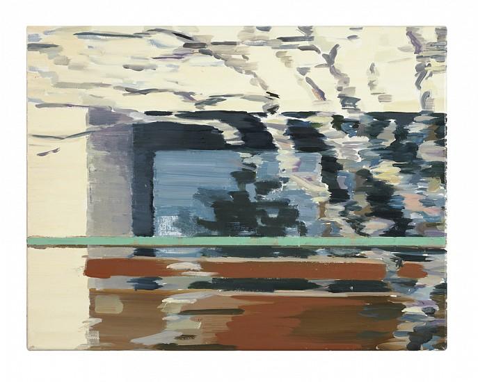 Monica Tap, Homer Watson Boulevard (balcony) 2007, Oil on canvas