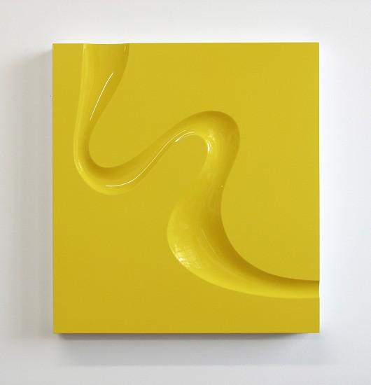 Bill Thompson, Joyride 2007, Acrylic urethane on epoxy