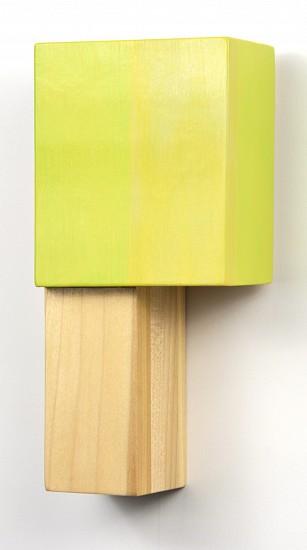 Kevin Finklea, Dominion 4 2013, Acrylic on laminated poplar