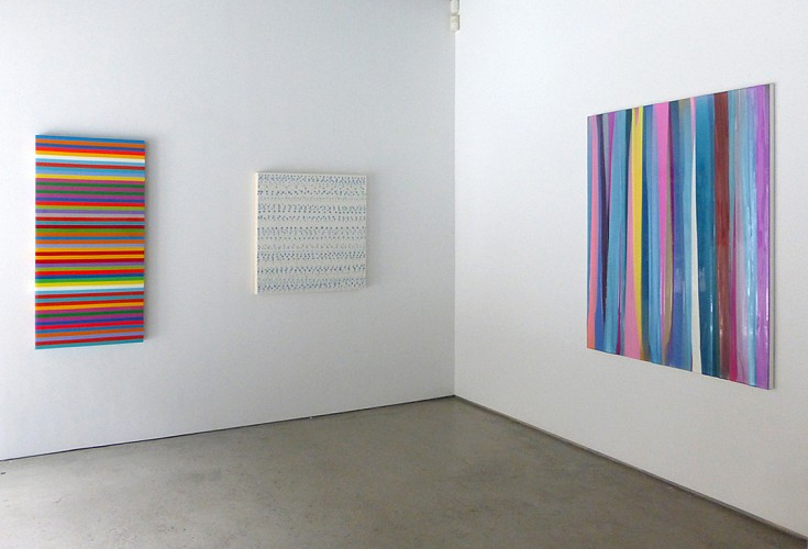 Vibrations - Installation View