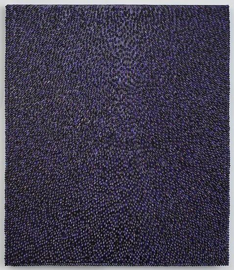 Omar Chacon, RT Mesalina 2015, Acrylic on canvas