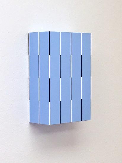 Richard Roth, Mambo Italiano 2017, Acrylic on birch panel